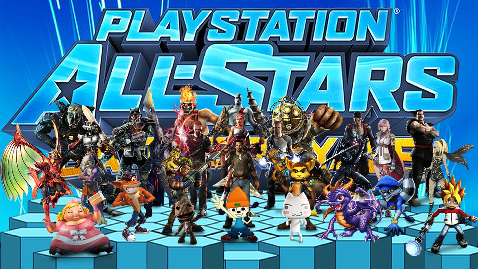 PlayStation All-Stars Battle Royale 2 está em produção, de acordo com rumor  - Torre de Controle