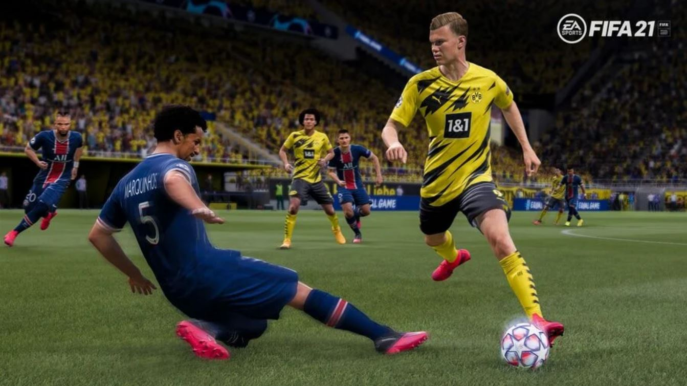 Gameplay de FIFA 21 vaza na internet - Torre de Controle