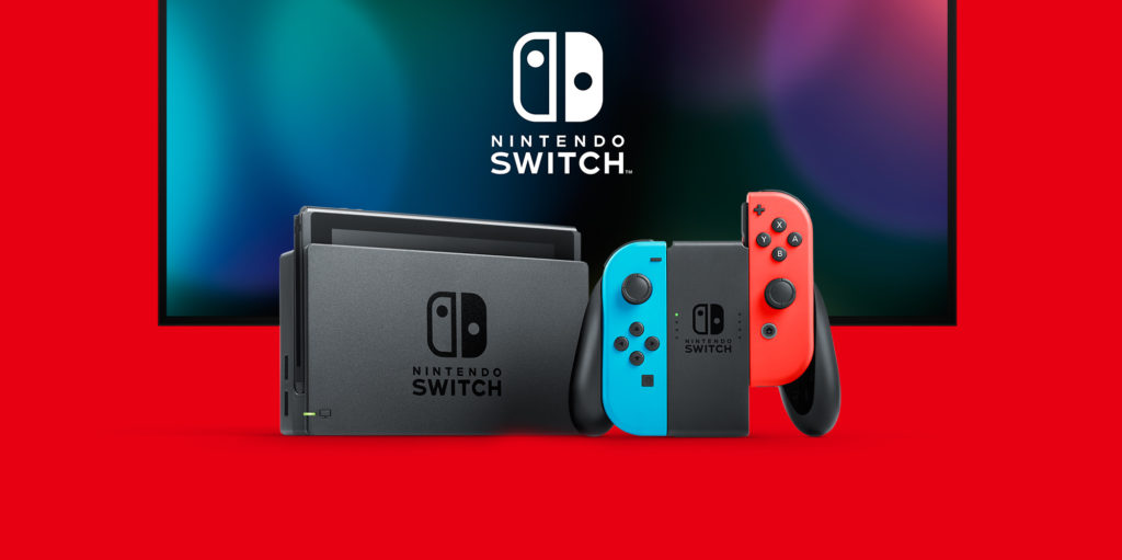Novo Nintendo Switch para 2021 rumor