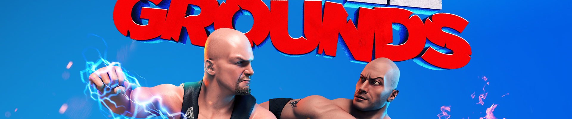 WWE 2K BATTLEGROUNDS - CAPA