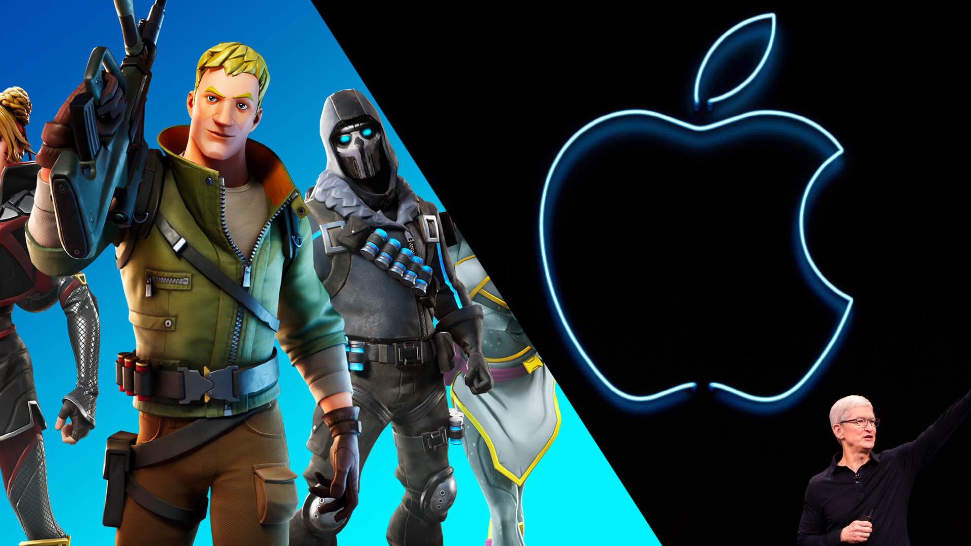 Epic Games processa Apple após Fortnite ser retirado da App Store
