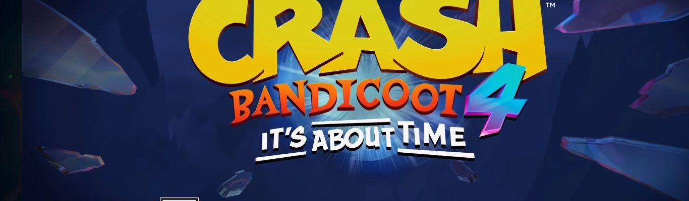 Crash Bandicoot 4 it's about time gamescom