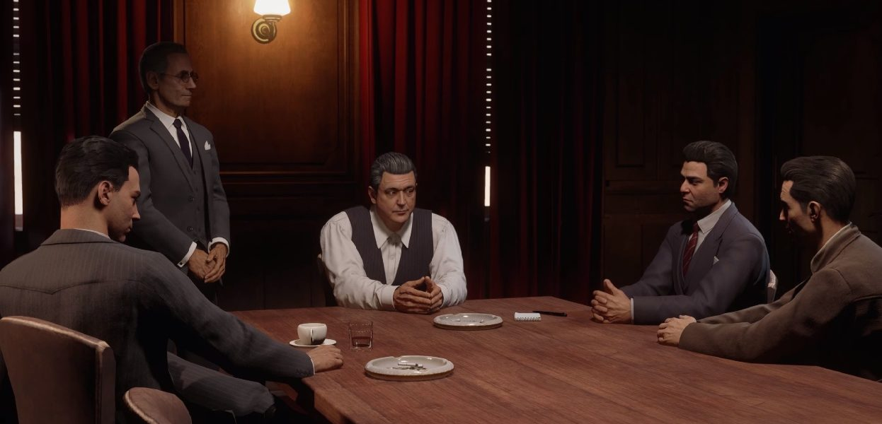 Mafia: Definitive Edition ganha novo trailer