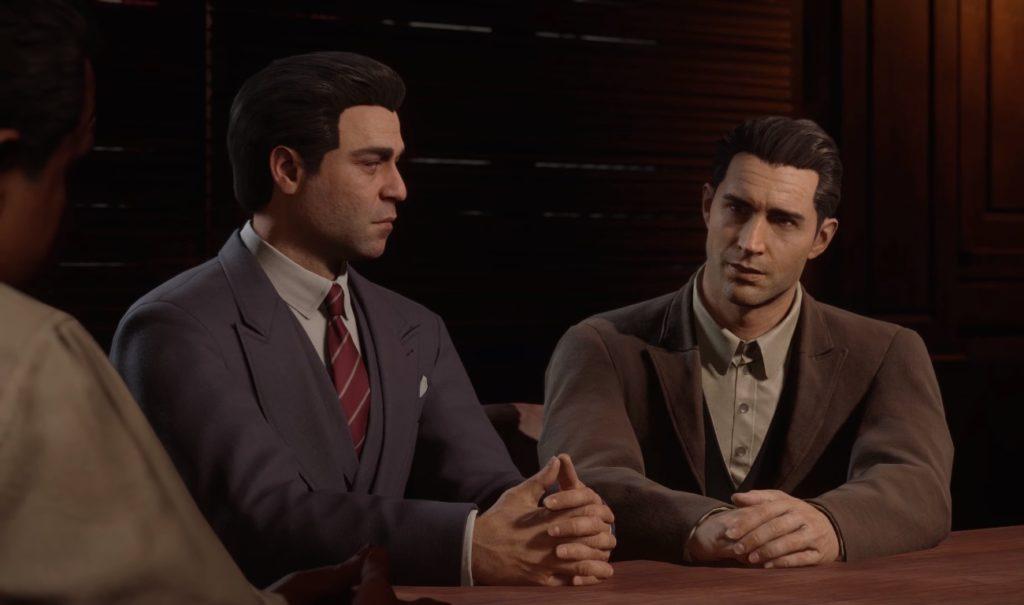 Mafia: Definitive Edition revela ótimos gráficos em suas cutscenes