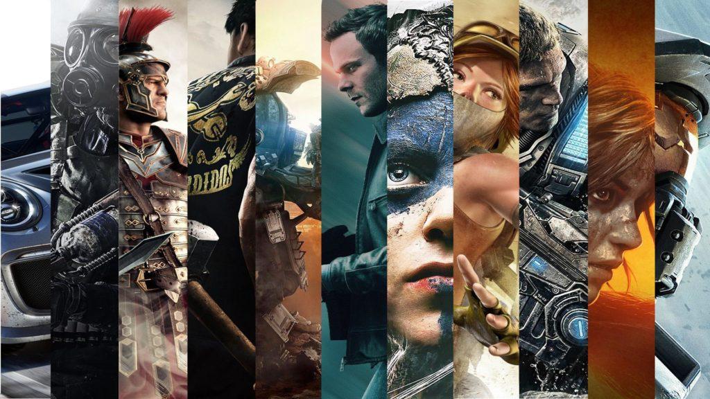 Todos os exclusivos do Xbox estará no Game Pass no lançamento.