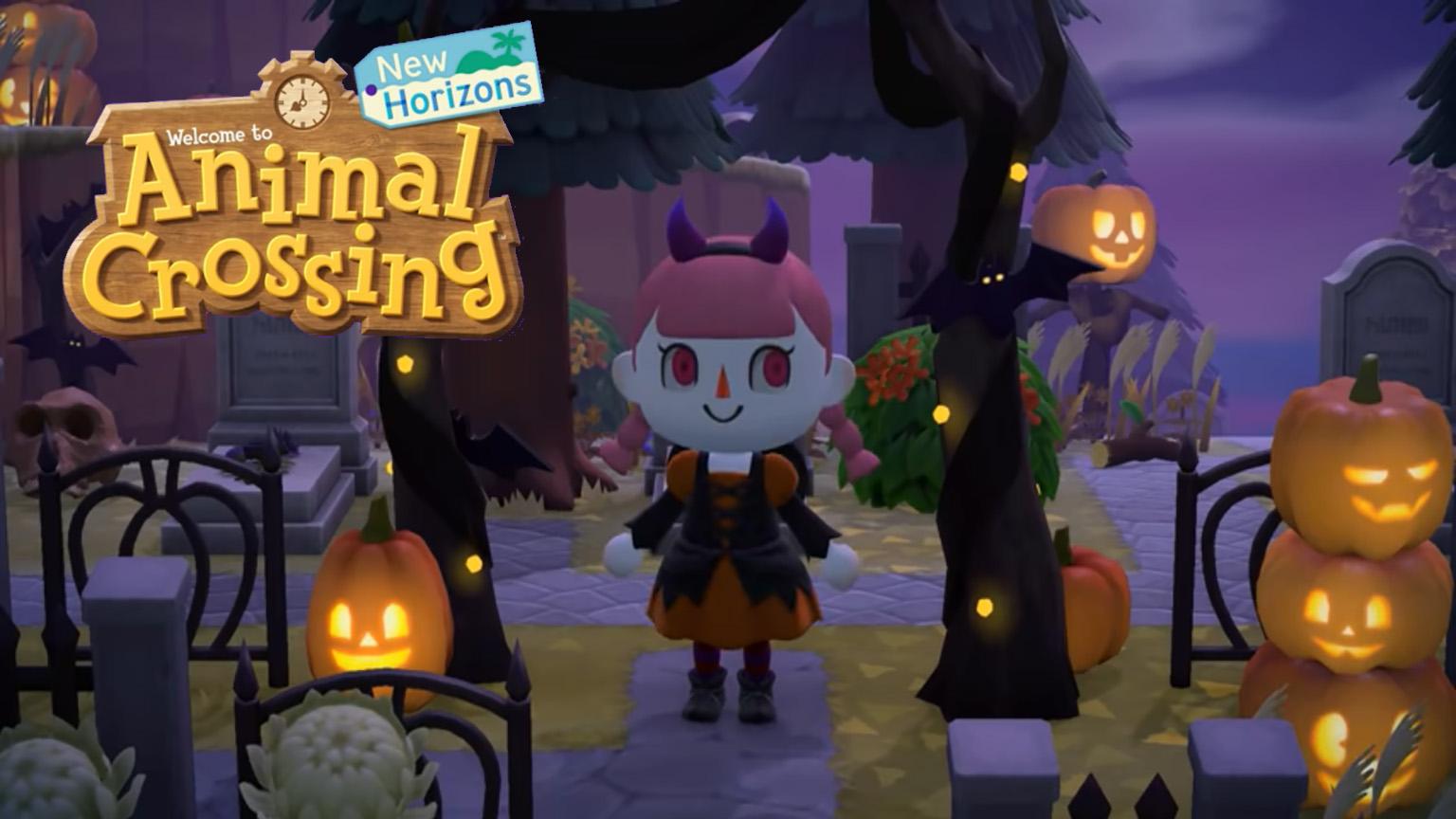 Animal Crossing ganhará evento de Halloween