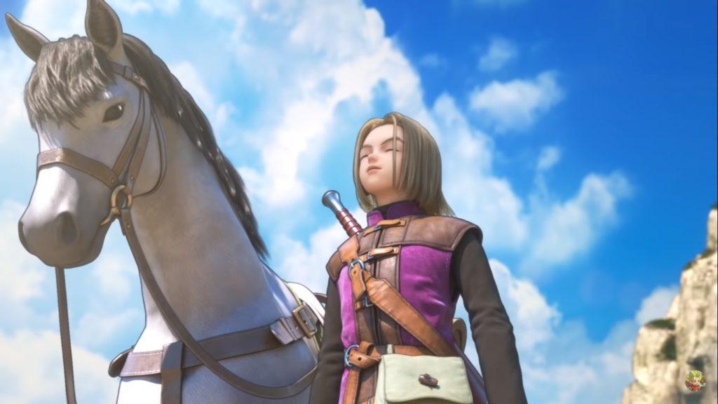 Dragon Quest  XI S contará com novidades exclusivas.