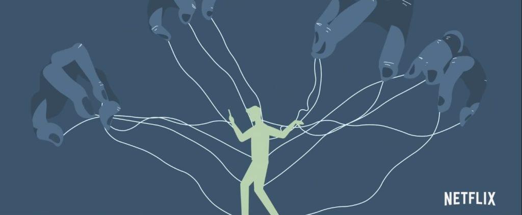 O Dilema das Redes retrata o problema que está se agravando em nossa realidade.