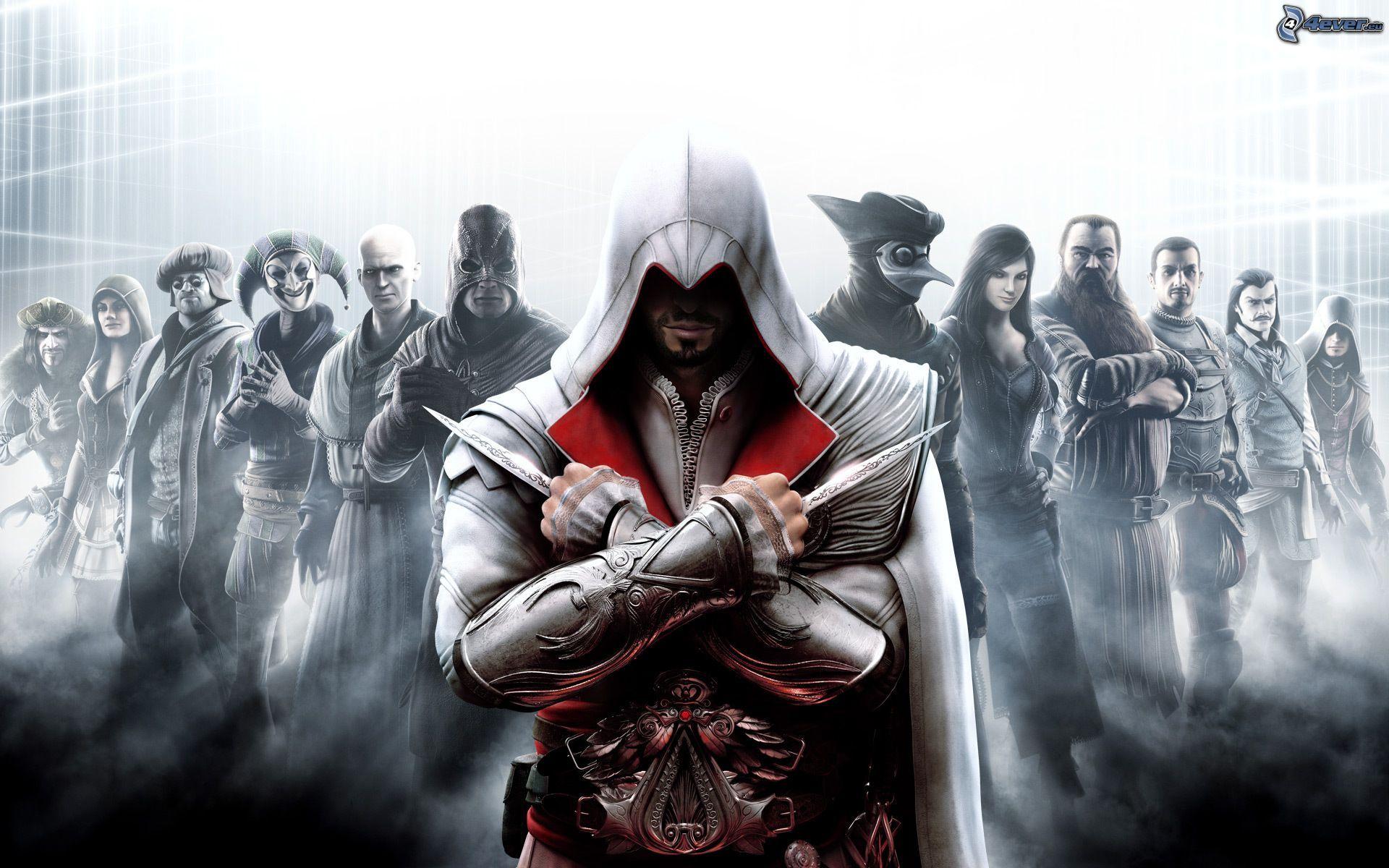 Assassin's Creed vai virar série na Netflix