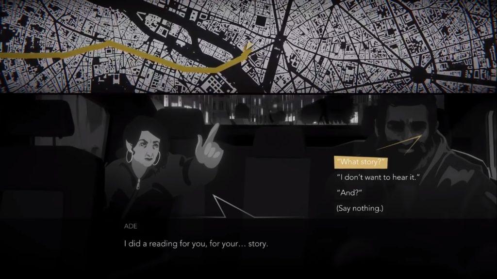 Night Call apresenta uma trama de detetive original e misteriosa.