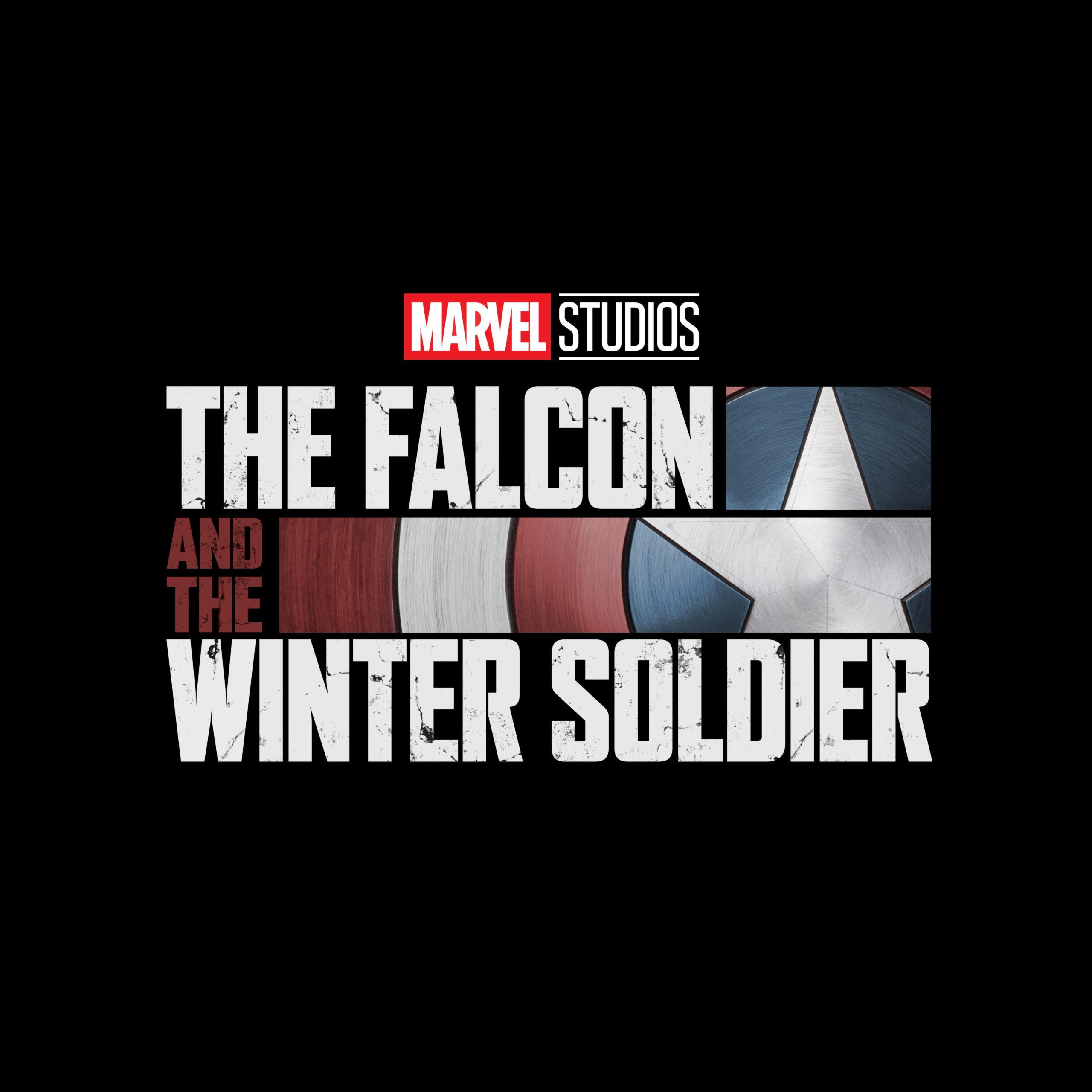 logo Falcão e o Soldado Invernal